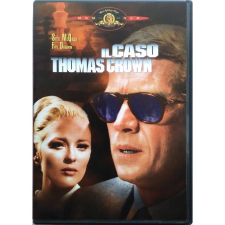 Dvd Il Caso Thomas Crown con Steve McQueen 1968