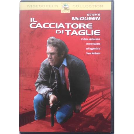 Dvd Il Cacciatore di taglie con Steve McQueen 1980