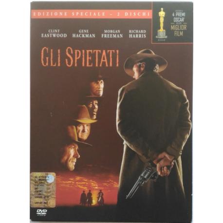 Dvd Gli Spietati - ed. Speciale 2 dischi Digipack