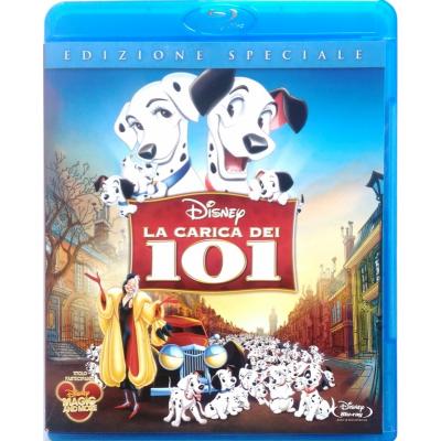 Blu-ray La carica dei 101 - Edizione Speciale