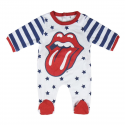 Body tutina bimbo The Rolling Stones infant romper onesie ufficiale Cerdà