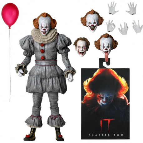 Action figure Ultimate Pennywise IT Chapter Two Neca