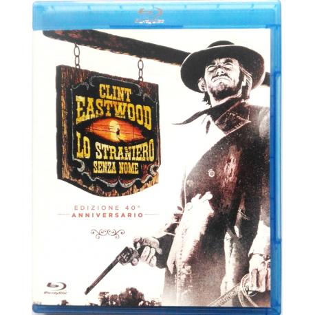 Blu-ray Lo Straniero senza nome - 40° anniversario