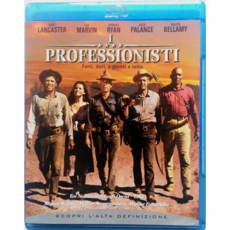 Blu-ray I Professionisti