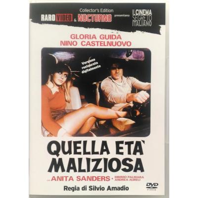 Dvd Quella età maliziosa - Collector's Edition