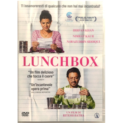 Dvd Lunchbox di Ritesh Batra 2013