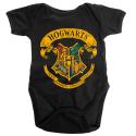 Baby Body bimbo Harry Potter Hogwarts Logo Infant snapsuit ufficiale