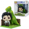 Edward Scissorhands with Dinosaur Shrub Deluxe Pop! Funko vinyl figure n° 985