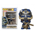 Fallout 76 T-51 Power Armor Pop! Funko games Vinyl Figure n° 479