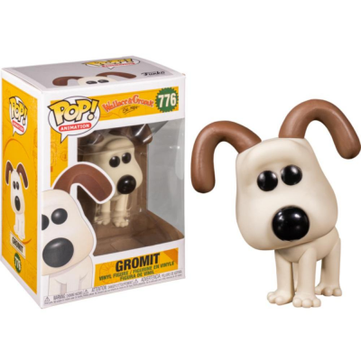 Wallace and Gromit - Gromit Pop! Funko animation vinyl figure n° 776
