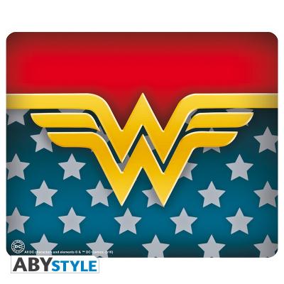 Mouse Pad DC Comics Wonder Woman costume 23x20 cm ABYstyle