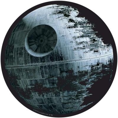 Mouse Pad Flexible Star Wars Death Star La Morte Nera 21 cm ABYstyle