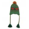Berretta Nintendo Zelda Triforce Hyrule Ski pom pom Laplander Beanie Hat Difuzed