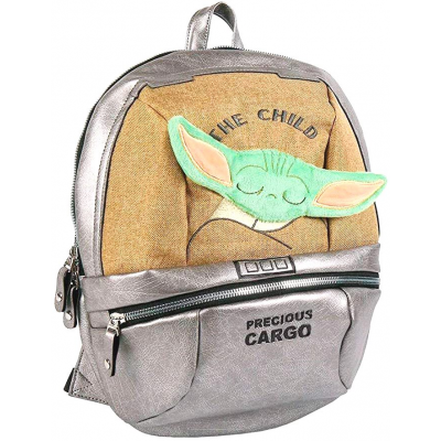 Zaino Star Wars Mandalorian The Child Baby Yoda Cargo backpack Cerdà