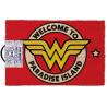 Zerbino DC Comics Wonder Woman Paradise Door Mat 40x60cm Pyramid