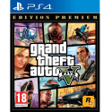 Gioco PS4 GTA V - Grand Theft Auto 5 - Edition Premium [ed. Francia 2014] Nuovo