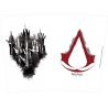 Borraccia thermos da viaggio Assassin's Creed Crest tumbler travel mug ABYstyle