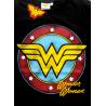 T-shirt DC Comics Wonder Woman Original Logo superhero maglia Donna ufficiale