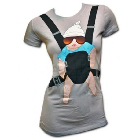 T-shirt Una Notte da leoni Baby Carlos donna