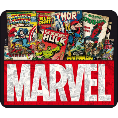 Mouse Pad Marvel comics Flexible soft mousepad 23x20 cm ABYstyle