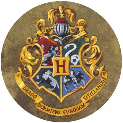 Mouse Pad Harry Potter Hogwarts Flexible soft mousepad 22 cm ABYstyle