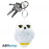 Portachiavi peluche Harry Potter Hedwig Plush Keychain 10cm ABYstyle