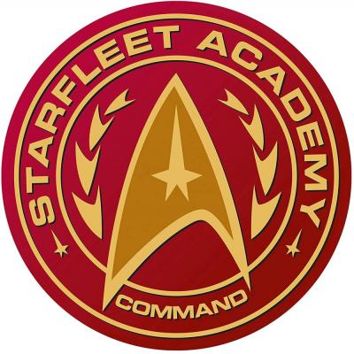 Mouse Pad Star Trek Starfleet Academy Flexible mousepad 22 cm ABYstyle
