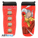 Borraccia thermos One Punch Man Saitama tumbler travel mug 355 ml ABYstyle