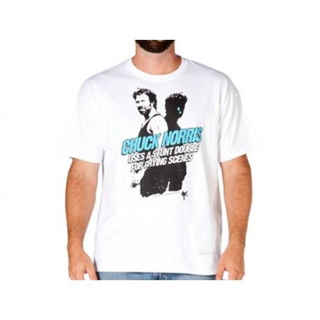 T-shirt Chuck Norris Controfigura Uomo ufficiale
