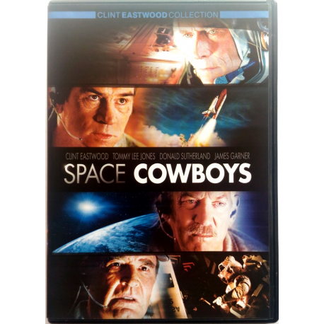 Dvd Space Cowboys - ed. Clint Eastwood Collection