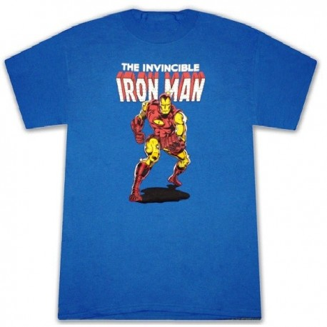 T-shirt The Invincible Iron Man Uomo ufficiale