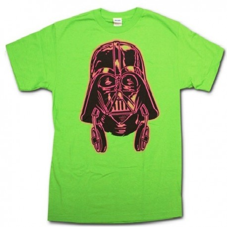 T-shirt Star Wars Darth Vader Dj Headphones Uomo ufficiale