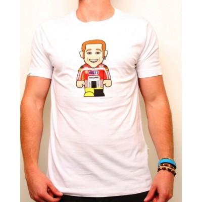 T-shirt Valentino Rossi Campione Uomo ufficiale Toonstar