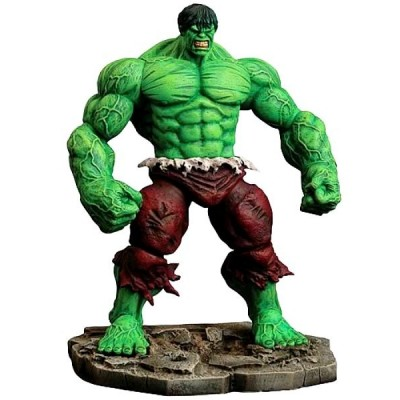 Action figure the Incredible Hulk Marvel select 25 cm ufficiale by Diamond