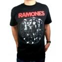 T-shirt Ramones Group Presidential Seal Man