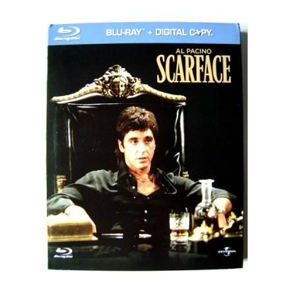 Blu-ray Scarface + dvd + digital copy di Brian De Palma 1984 Usato