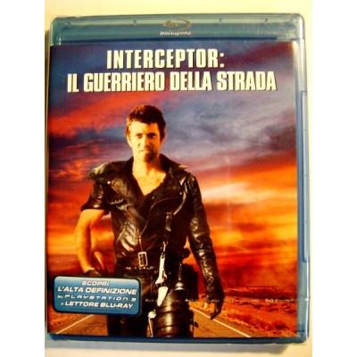 Blu-ray Interceptor - Il Guerriero della Strada con Mel Gibson 1981 Nuovo