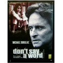 Dvd Don't say a word - ed. digipack 2 dischi Usato