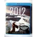 Blu-ray 2012 di Roland Emmerich film catastrofico 2009 Usato