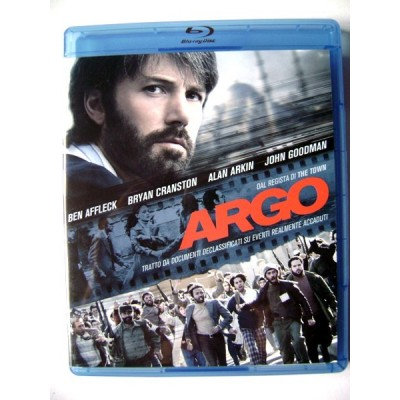 Blu-ray Argo + Copia Digitale di Ben Affleck 2012 Nuovo