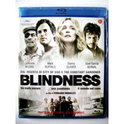 Blu-ray Blindness di Fernando Meirelles con Mark Ruffalo 2008 Nuovo