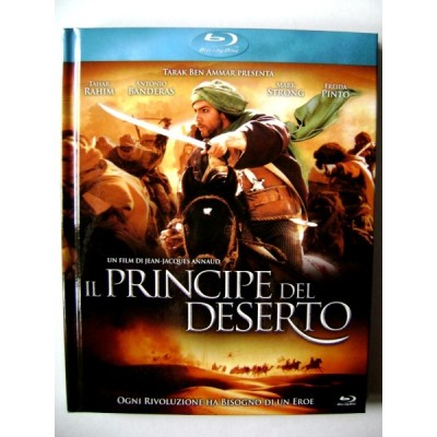 Blu-ray Il Principe del deserto - ed digibook + Movie-Map + Copia Digitale Usato
