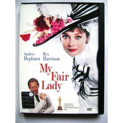Dvd My Fair Lady - ed. Snapper con Audrey Hepburn 1964 Usato raro