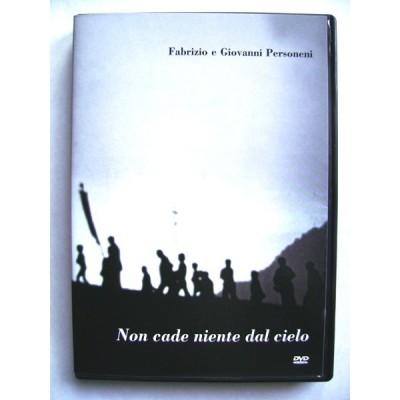 Dvd Non cade niente dal cielo (+ booklet) di F. e g. Personeni 2007 Usato raro