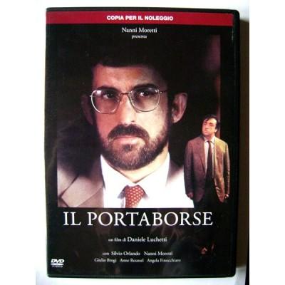 Dvd Il Portaborse di Daniele Luchetti con Nanni Moretti 1991 Usato