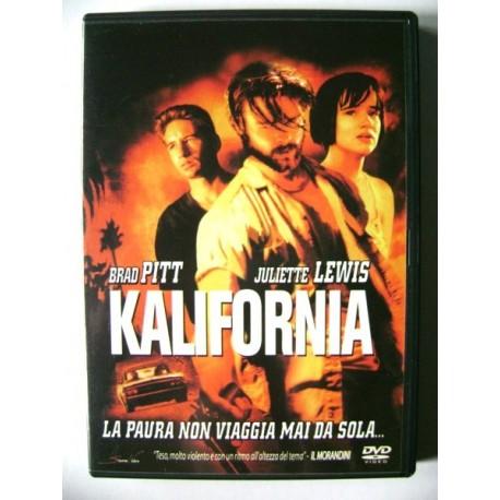 Dvd Kalifornia di Dominic Sena con Brad Pitt 1993 Usato