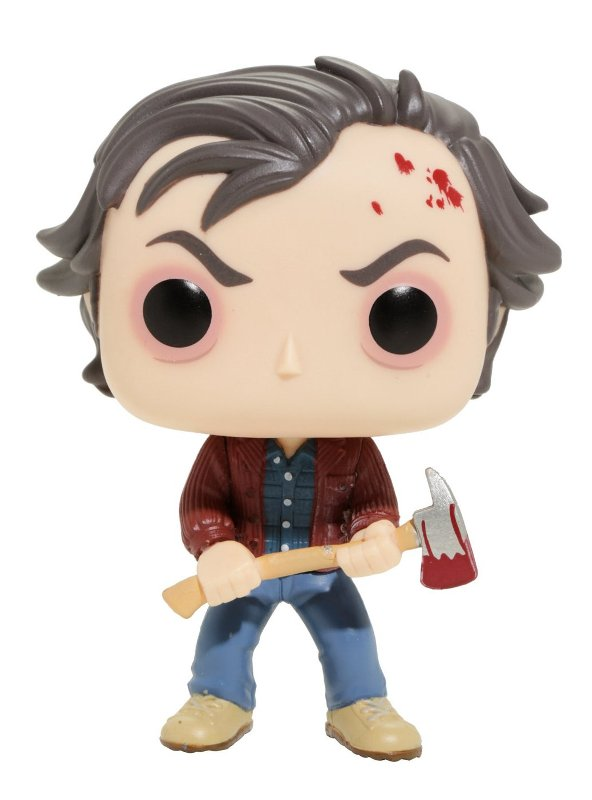 Funko POP Movies THE SHINING Jack Torrance #456 ~~Blood Splattered Box~~ REDRUM