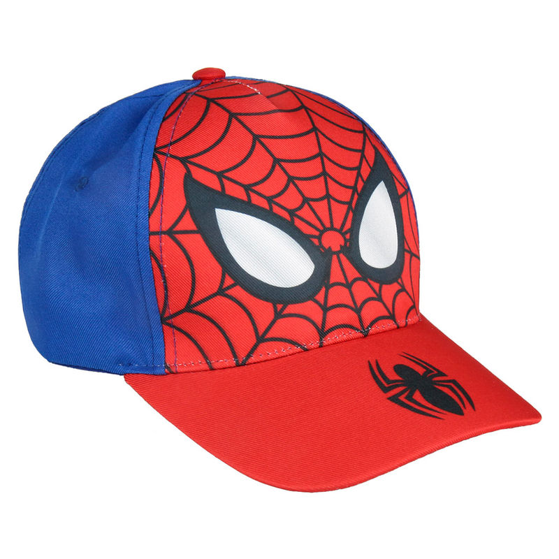 ea6e34042a62a1 Hat child Marvel Spider-Man mask child Cap Hat Cerda 8427934249411 ...