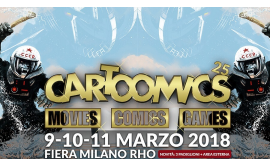 Cartoomics Milano 2018